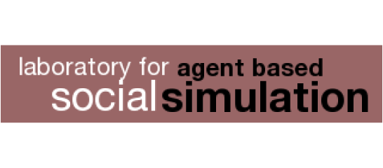 Laboratory for agent based social simulation